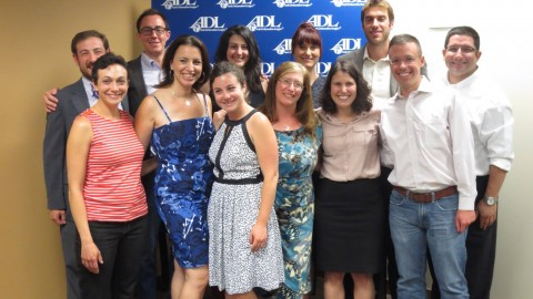 2014 Robert B. Sturm Fellows Graduating Class
