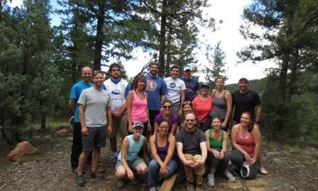 Robert B. Sturm Mountain States Leadership Fellows 2014-15