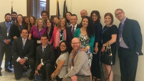 Sturm Fellows at Senator Bennet's Office, Washington, DC